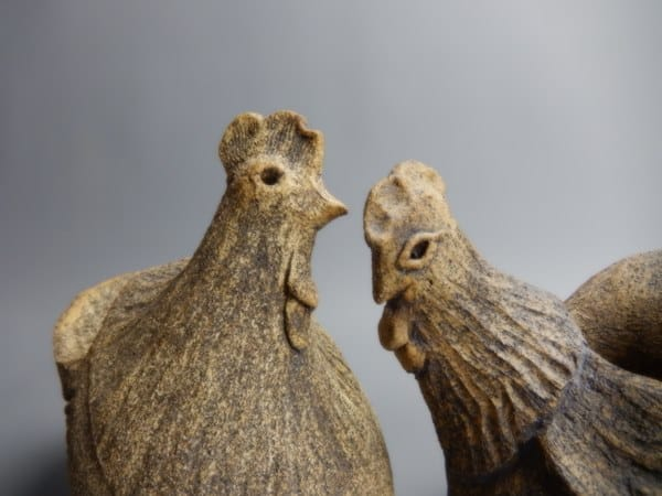 Chicken Planters